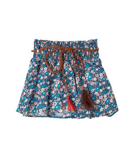 Faldas-y-shorts-Ropa-nina-Morado