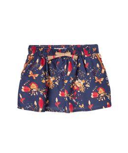 Faldas-y-shorts-Ropa-bebe-nina-Morado