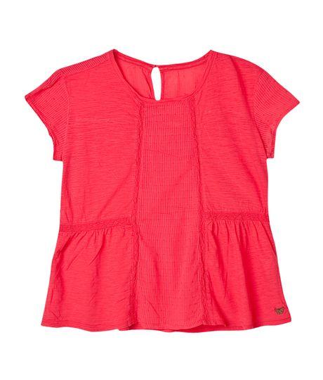 Camisas-Ropa-nina-Rojo