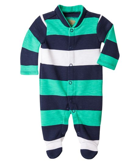 Pijamas-Ropa-recien-nacido-nino-Verde