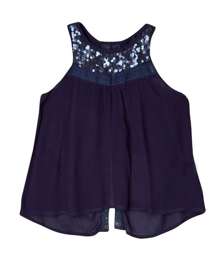 Camisas-Ropa-nina-Azul
