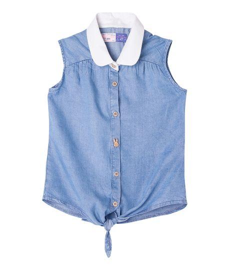 Camisas-Ropa-bebe-nina-Indigo-medio