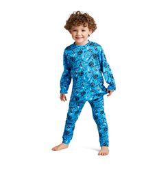 Pijamas-Ropa-bebe-nino-Verde