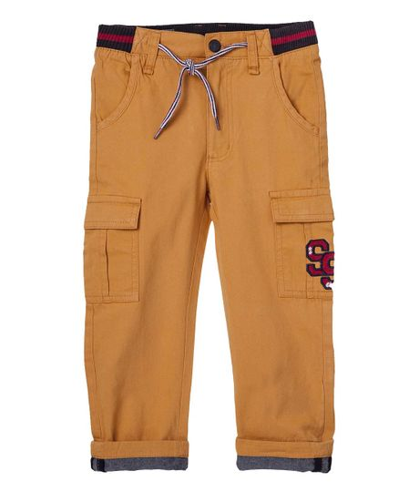 Jeans-y-Pantalones-Ropa-bebe-nino-Cafe