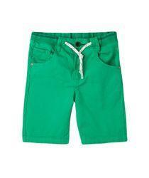 Bermudas-pantalonetas-Ropa-nino-Verde
