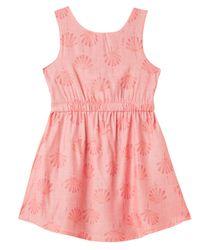 Vestidos-Ropa-bebe-nina-Naranja