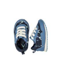 Zapatos-Ropa-recien-nacido-nina-Azul