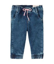 Jeans-y-Pantalones-Ropa-recien-nacido-nina-Indigo-Medio
