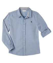 Camisas-Ropa-nino-Azul