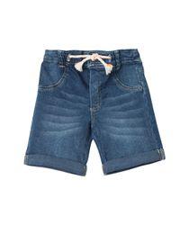 Bermudas-pantalonetas-Ropa-recien-nacido-nino-Indigo-Medio