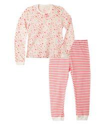 Pijamas-Ropa-bebe-nina-Gris