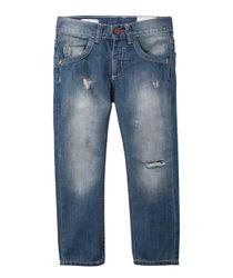 Jeans-y-Pantalones-Ropa-bebe-nino-Indigo-Dirty
