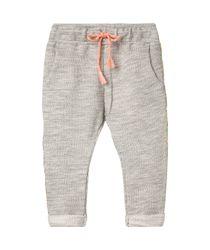 Jeans-y-Pantalones-Ropa-recien-nacido-nina-Gris-Jaspe