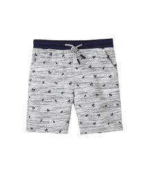 Bermudas-pantalonetas-Ropa-bebe-nino-Gris-Jaspe