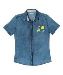 Camisas-Ropa-nino-Indigo-Medio