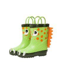 Zapatos-Ropa-bebe-nino-Verde
