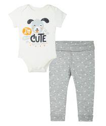 Pijamas-Ropa-recien-nacido-nino-Blanco