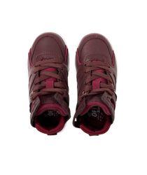 Zapatos-Ropa-bebe-nino-Violeta