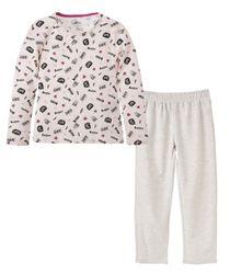 Pijamas-Ropa-nina-Rosado