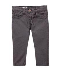 Jeans-y-Pantalones-Ropa-bebe-nino-Gris