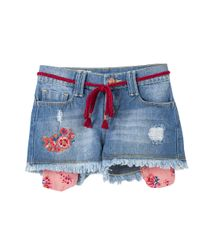 Faldas-y-shorts-Ropa-nina-Indigo-Claro