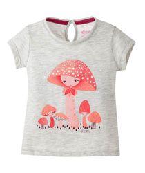 Camisetas-Ropa-bebe-nina-Gris-Jaspe
