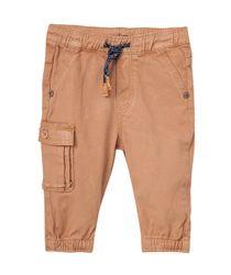 Jeans-y-Pantalones-Ropa-recien-nacido-nino-Cafe