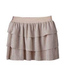 Faldas-y-shorts-Ropa-bebe-nina-Dorado