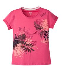 Camiseta-estampada-Ropa-nina-Rosado