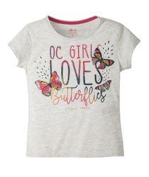 Camiseta-estampada-Ropa-nina-Gris