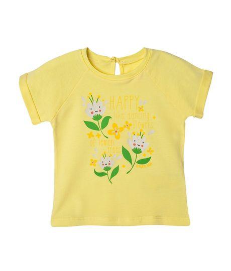 Camiseta-Bebe-Amarillo