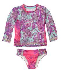 Vestidos-de-baño-Ropa-bebe-nina-Rosado