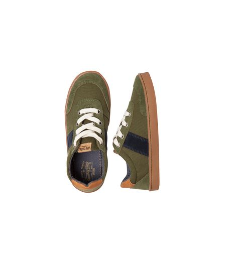 Zapatos-Ropa-nino-Verde