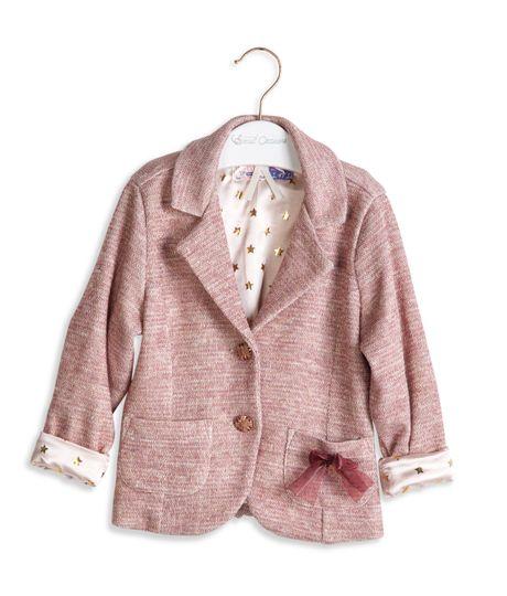 Buzos-y-chaquetas-Ropa-bebe-nina-Rojo