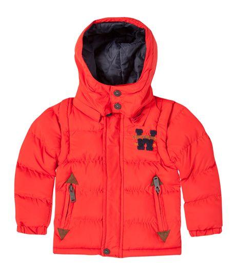 Buzos-y-chaquetas-Ropa-bebe-nino-Rojo