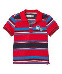 Camisetas-Ropa-bebe-nino-Naranja