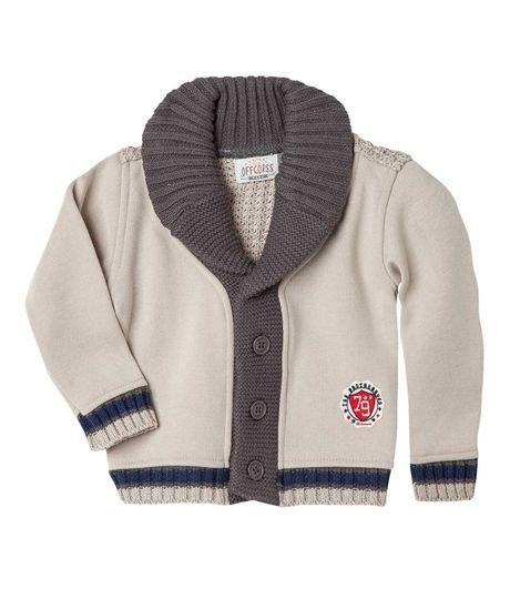 Buzos-y-chaquetas-Ropa-recien-nacido-nino-Gris