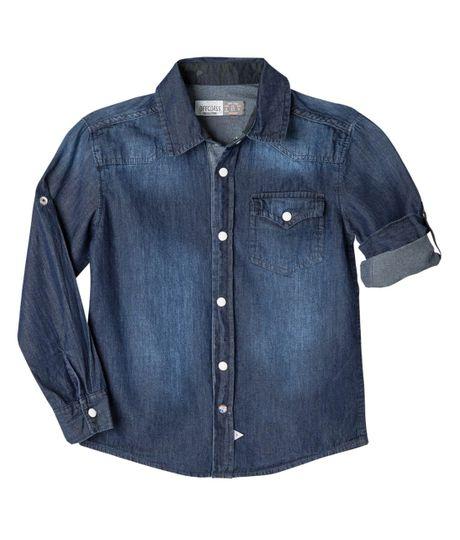 Camisas-Ropa-bebe-nino-Indigo
