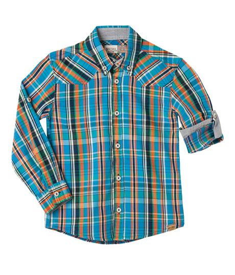 Camisas-Ropa-bebe-nino-Azul