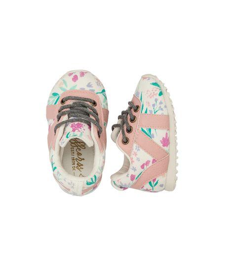 Zapatos-Ropa-recien-nacido-nina-Blanco