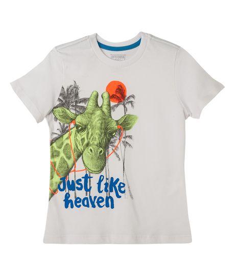 Camisetas-Ropa-bebe-nino-Blanco