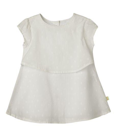 Vestidos-Ropa-recien-nacido-nina-Blanco