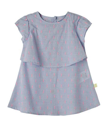 Vestidos-Ropa-recien-nacido-nina-Violeta