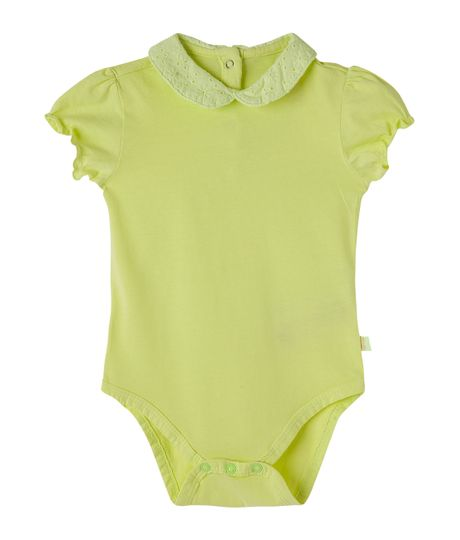 Body-y-One-piece-Ropa-recien-nacido-nina-coral-Neon