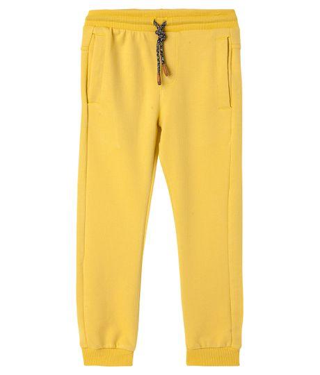 Jeans-y-Pantalones-Ropa-bebe-nino-Amarillo