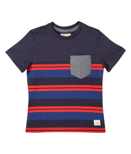 Camisetas-Ropa-bebe-nino-Gris
