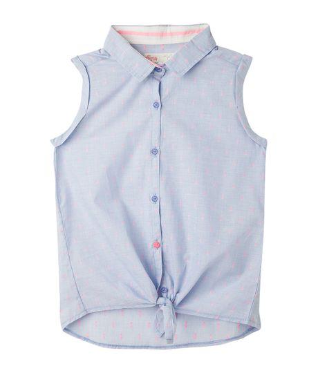 Camisas-Ropa-nina-Violeta