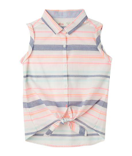 Camisas-Ropa-nina-Gris