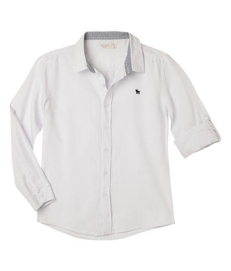 Camisas-Ropa-nino-Blanco