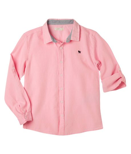 Camisas-Ropa-nino-Rosado